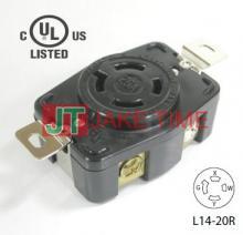 NEMA L14-20R 美規引掛式插座